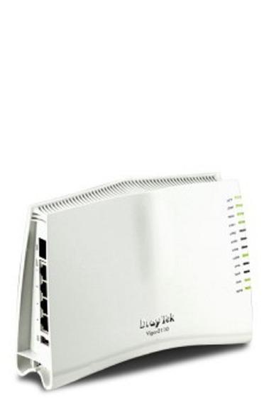 Router Draytek Vigor 2110 Firewall 4 Port 10/100