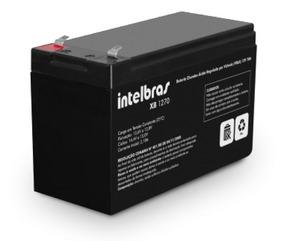 Bateria Alarmes Intelbras 12v 7ah