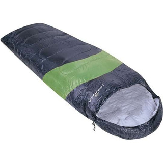Saco De Dormir Viper Nautika Verde - Preto