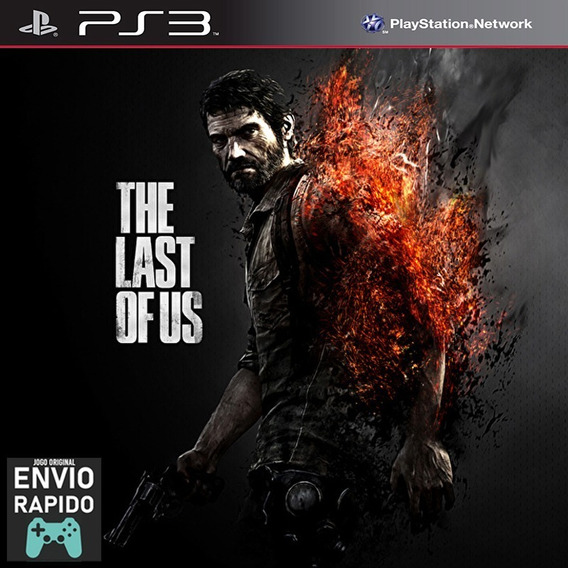 The Last Of Us Português Do Brasil - Jogos Ps3 Original