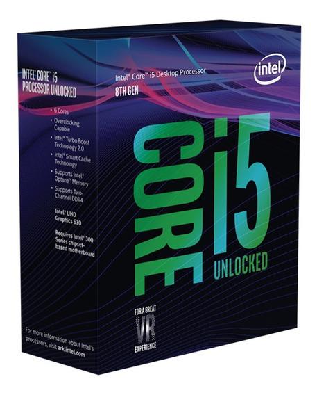 Kit Core I5 8600k + Optane 16gb + Pl Mae Gigabyte B360mds3h