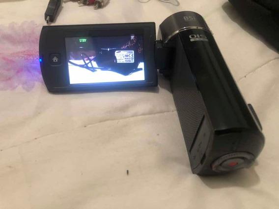 Filmadora Samsung Full Hd Hmx Q10