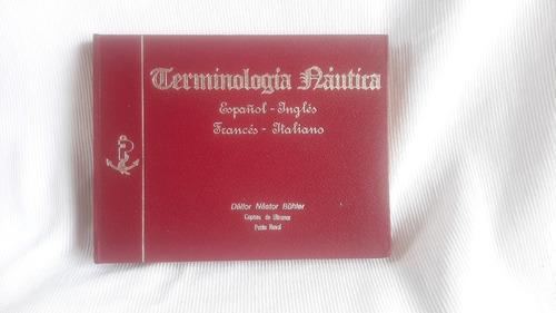Terminologia Nautica Esp Ingl Franc Italian Buhler Ligrafik