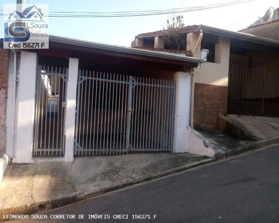 Casa Para Venda Em Pinhalzinho / Sp No Bairro Centro - 634 - 34064592