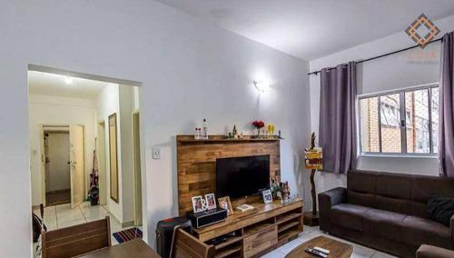 Imagem 1 de 15 de Apartamento Com 2 Dormitórios À Venda, 60 M² Por R$ 350.000,00 - Bela Vista - São Paulo/sp - Ap55089