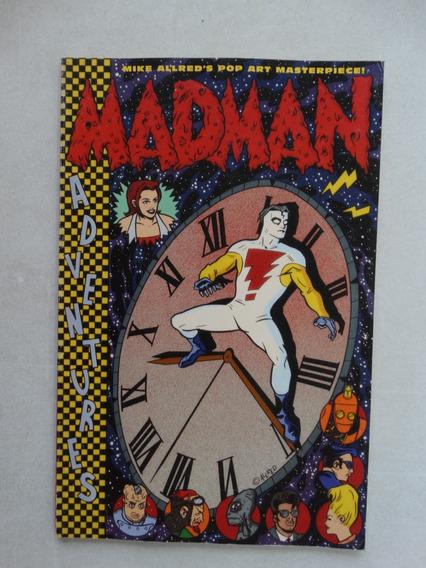 Mandman Adventures! Kitchen Jan 1995! Em Inglês!