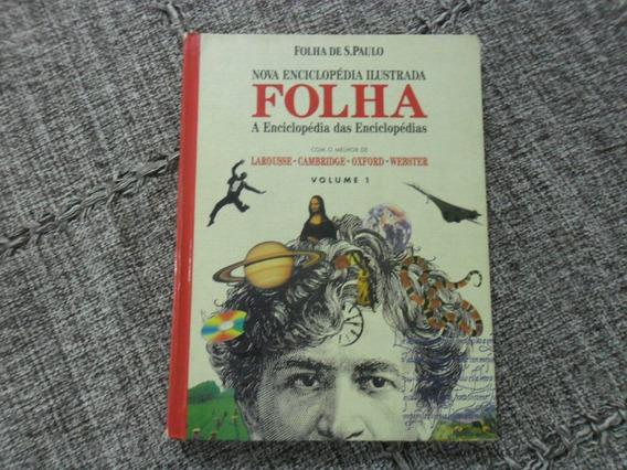 Enciclopédia Da Folha De S. Paulo Vol. 1 E 2