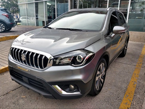 Suzuki S-cross 1.6 Glx Turbo 2017 Plata Mercurio