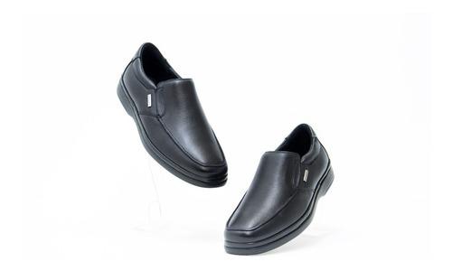 Zapatos Comodos Caballero Quirelli 81308 Negro 100% Original