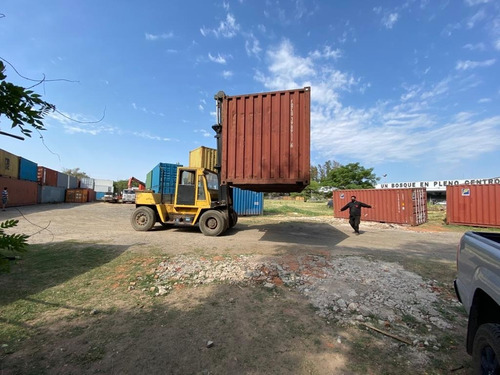Contenedor Marítimo Containers Nacionalizados 40' Pies