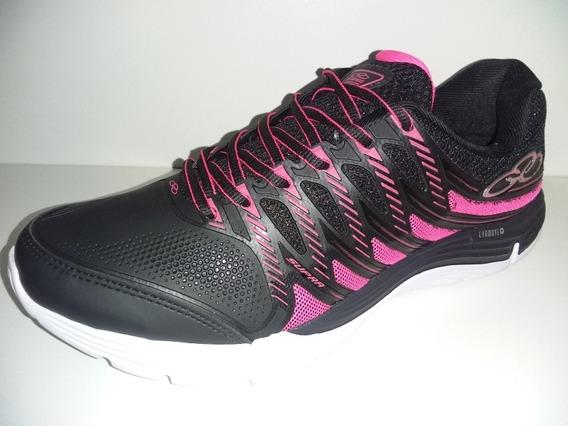 Tênis Olympikus Supra 339 Preto/pink