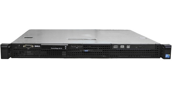 Servidor Rack Dell R210 Poweredge Intel Core I3