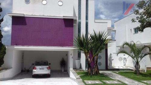 Imagem 1 de 15 de Casa Para Venda Em Alphaville - Ca0473