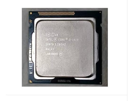 Processador Intel I5 3470 3.2ghz 6mb 1155 ((pronta Entrega))