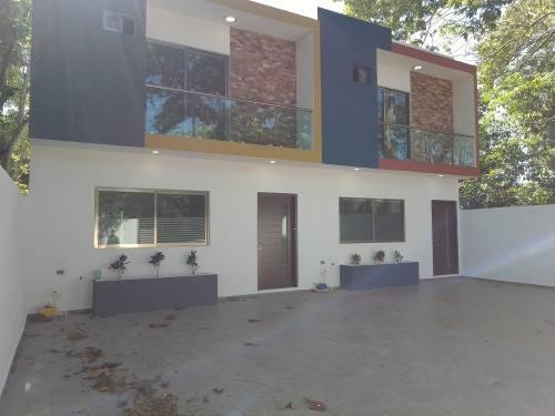 Casa Nueva De 2 Recamaras Con Jardín