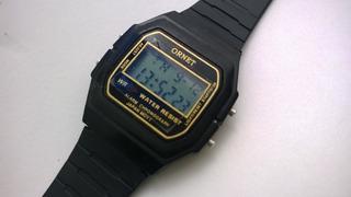 Reloj Ornet Digital Deportivo Cronógrafo Alarma Luz