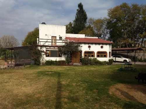 Renta De Casa Campestre En Haciendas Valle Verde