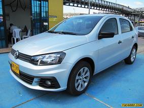 Volkswagen Gol Comfortline Mt 1600cc 5p Dh Aa Abs
