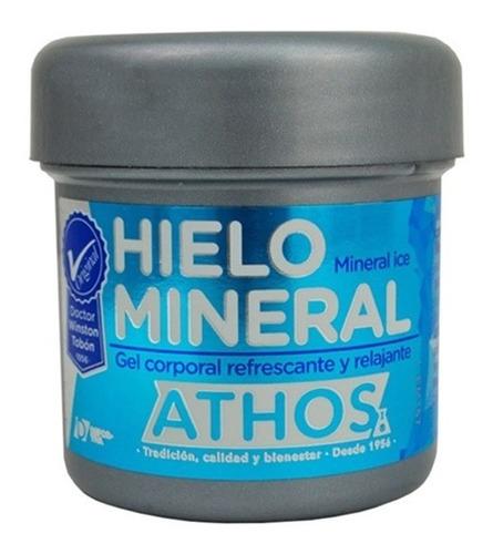 Hielo Mineral Gel Frio 100g Athos