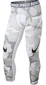 Calça Nike Pro Mens Cool Compression Camuflada