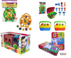 Brinquedos Educativos Jogo Didático Infantil