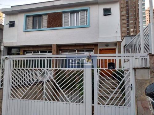 Imagem 1 de 29 de Sobrado Com 3 Dormitórios À Venda, 390 M² Por R$ 1.100.000,00 - Jardim Anália Franco - São Paulo/sp - So15159