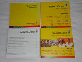 Rosettastone Oficial Usa Nível 1-5 C/cds Áudio Brinde Grátis