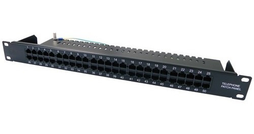 Voice Panel Legrand 50 Portas Rj-45 Rack 19