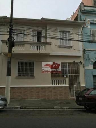 Sobrado Residencial À Venda, Bela Vista, São Paulo. - So1669