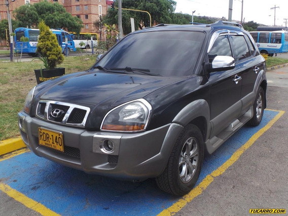 Hyundai Tucson Mt 2000 Cc Aa