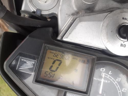 Honda Cbr 300 Ano 2010