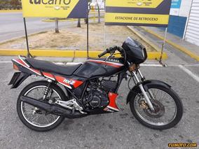 Yamaha Rxz 135 126 Cc - 250 Cc
