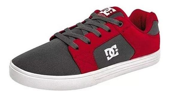 Tenis Dc Shoes Tx Mx M Shoe Rgy Hombre