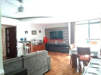 Apartamento Com 4 Dormitórios À Venda, 116 M² Por R$ 420.000 - Bosque Dos Eucaliptos - São José Dos Campos/sp - Ap3700