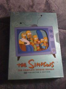 Los Simpson Temporada 2 Completa 4 Cds