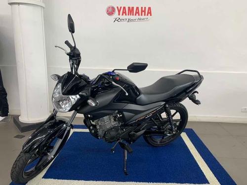 Yamaha Factor 150 Preta 2021