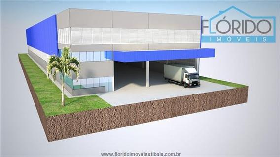 Galpões Industriais À Venda Em Atibaia/sp - Compre O Seu Galpões Industriais Aqui! - 1355619