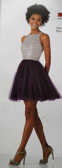 Vestido Elegante Para Fiesta, Coctel Y Prom