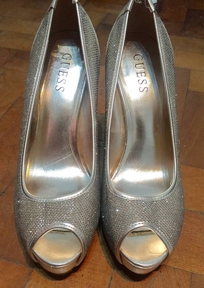 Zapatos Guess Originales, Numero 39.5