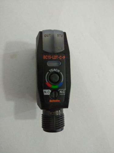 Sensor De Marca Bc15-ldt-c-p Autonics