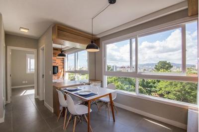 Apartamento Em Jardim Lindóia, Porto Alegre/rs De 60m² 2 Quartos À Venda Por R$ 430.000,00 - Ap180920