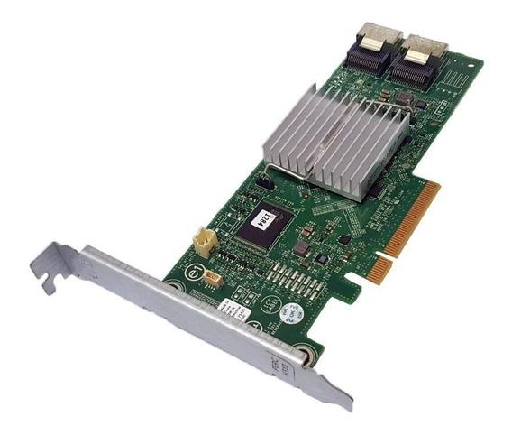Controladora Perc H310 8-port 6gb/s Sas Raid Hv52w Ñ H200
