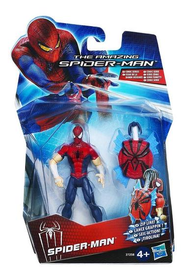 Spiderman Figura De Accción Original Hasbro