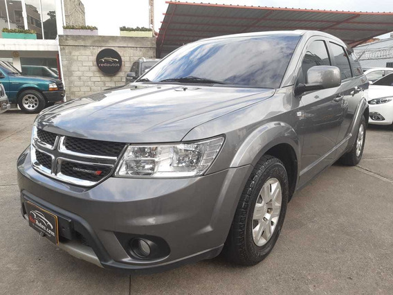 Dodge Journey Se/express Automatico 2.4 7psj 4x2 2012