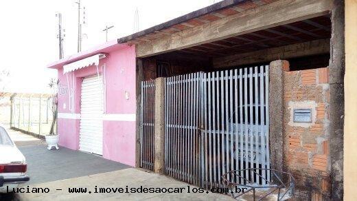 Casa Para Venda Em Ibaté, Jardim Icaraí, 3 Dormitórios, 1 Banheiro, 1 Vaga - Lc324