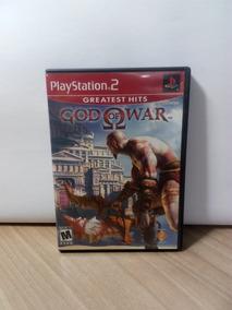 God Of War Ps2 Original Usado