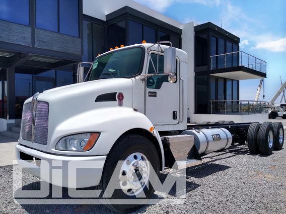 Camión Torton Tandem Chasis Cabina Kenworth Año 2012