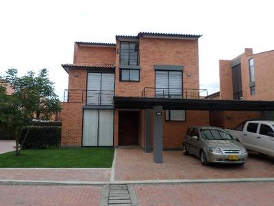 Casas En Venta Chia 810-75