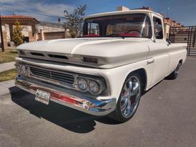 Chevrolet Apache 1960 Completamente Restaurada Perfecta