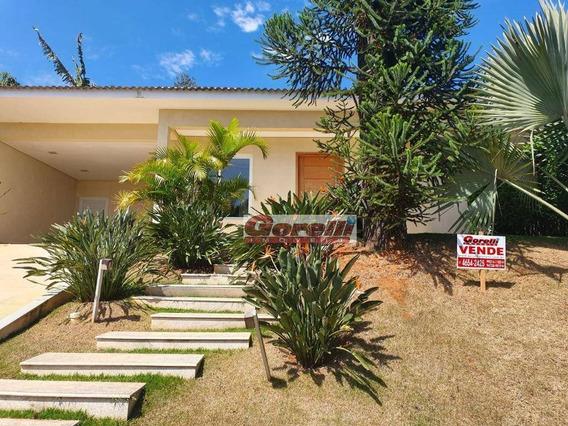 Casa Com 2 Dormitórios À Venda, 210 M² Por R$ 1.250.000,00 - Condomínio Arujazinho Iv - Arujá/sp - Ca0102